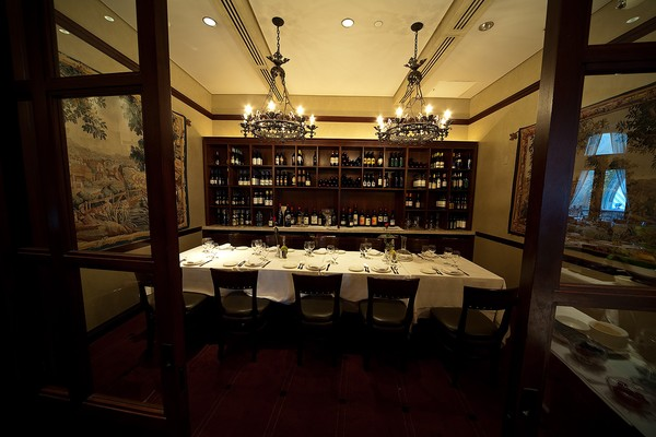 Il mulino new york restaurant info and reservations - Las vegas restaurants with private dining rooms ...