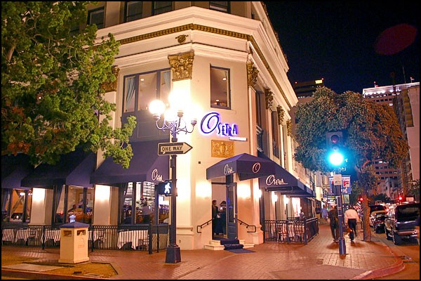 Osetra restaurant review for The fish market restaurant san diego