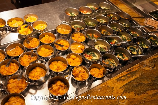 wicked spoon buffet at the cosmopolitan restaurant photo