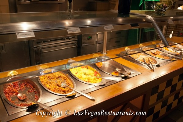 spice market buffet at planet hollywood resort & casino